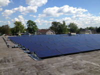 Solar Installation Helps Keep New York Green