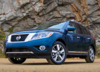 New Pathfinder Drives a Lot Like a Lifted Nissan Altima Redesigned From Ground-up for 2013