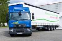 a Collaboration of Renault and Rave Has Delivered Six Euro 6 Biodiesel Vehicles