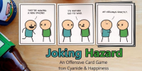 Cyanide And Happiness Title Becomes Second Most Funded Card Game On Kickstarter