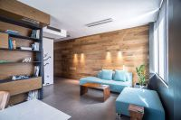 Breezy Elegance: Small Architectural Office with a View of the Ionian Sea