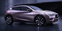 The Infiniti Q30 Concept Has Been Unveiled