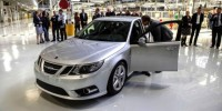 The First Saab-Badged Vehicle Built Under The Control of New Owner NEVS