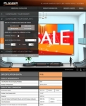 Planar Launches Directlight LED Video Wall Calculator
