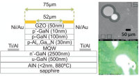 The Highest Optical 3dB Modulation Bandwidth of ~463MHz at 50mA
