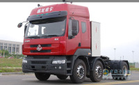 Dongfeng Chenglong 375HP 6×2 LNG Tractor Won The Champion