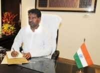 KS Ks Rao Has Taken Charge as The New Textiles Minister in The Indian Government