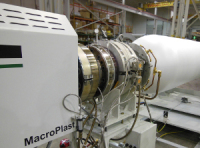 A New Extrusion Line to Produce PLA Foam Introduced by Macro
