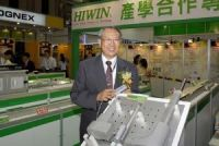 Eric Chuo Looks to Promising 2014 for Taiwan's Machine Tool Industry