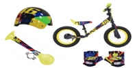 Kiddimoto Teams with Italian Motorcycling Legend Valentino Rossi for New Balance Bike Range