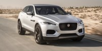 Jaguar C-X17 Concept Have Been Released to Coincide with The SUV's Appearance