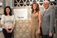Kathy Ireland Has New Partnership with Nourison for The New Line of Rugs
