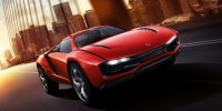 Gallardo-Based Supercar Is Launched by Italdesign Giugiaro Parcour Concept
