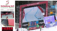 Opening Ceremony of The Alpine Ski World Cup Was Emblazoned by Arnold Schwarzenegger