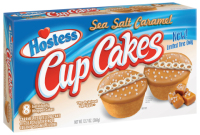 Hostess Unveils Sea Salt Caramel Flavored Cupcakes and Zingers to Existing Product Range