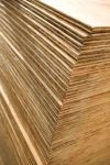 Plywood Is a Manufactured Board of Odd Number of Thin Sheets of Wood
