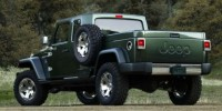 The Jeep Wrangler Ute Is Still Very Much Under Consideration