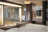 Crossville Has Introduced Sideview, a New Glass Mosaic Wall Tile Collection
