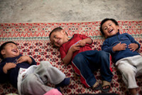 Feizy Rugs Will Launch a Facebook Campaign to Benefit The Global Fund for Children (GFC)