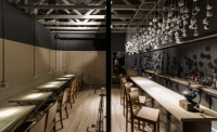 Origo Cafe's Flexible Interior Decor Allows for It Patrons to Feel at Home During The Day