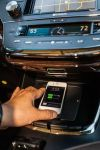 The 2013 Toyota Avalon Limited Offers in-Console Qi Wireless Charging