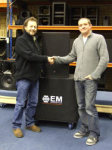 UK-Stage Electrics Announces Its Appointment as a UK Dealer for EM