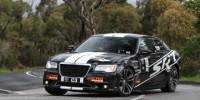 Chrysler Australia Shows 300 Srt8 Core Edition in Targa Adelaide
