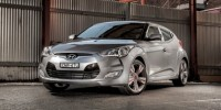 Hyundai Veloster Street with Special Edition Features Shows for $24, 990