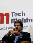 Tech Mahindra Today Announced The Launch of Its Global Centre of Excellence with HP