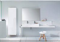 EOOS Took The Concept of Clean, Minimalist Bath Interiors to a New Level