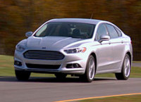 Ford Fusion Has Been a Solid,Well-Rounded Contender in Competitive Family Sedan Category