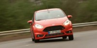 Sideways in Lommel Proving Grounds Are Received by Ford Fiesta St :Video