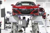 Honda To Start Serial Production Of 2017 Acura NSX At Ohio Plant