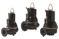 Grundfos Submersible Wastewater Pumps Available in Two Types of Impellers