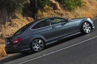 Mercedes-Benz C250 Coupe Sport Has Been Launched