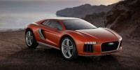 The Audi Nanuk Quattro Concept Has Been Unveiled at The 2013 Frankfurt Motor Show