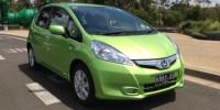 Honda Jazz Hybrid Is Undertaking Review