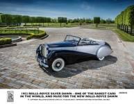 Rolls-Royce Motor Cars Will Launch Its New Drophead Model