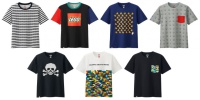 LEGO Teams With Uniqlo To Launch Official T-Shirt Line