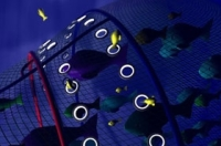 Creative LED Fishing Net to Save Fish