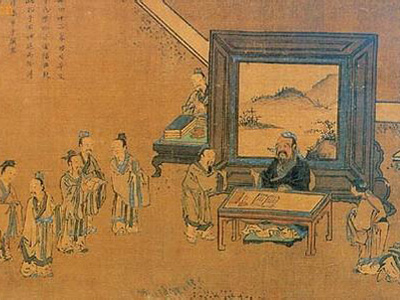 Culture Insider: 4 Things You May Not Know About Teachers in Ancient China