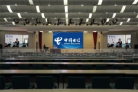 Unilumin Successfully Completed Another Small Pitch LED Display Project in Yunnan, China