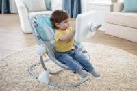 The Infant Seat with iPad Bracket Sparks Outcry