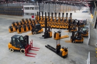 TMHA Retained Overall National Forklift Market Leadership