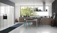 The Versatile Kitchen System Easily Adapts to The Various Demands