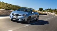 Opel Revamped Its Soft-Top Cabriolet Cascada with New Turbo Diesel Engine