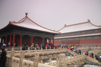 Forbidden City to Open Its Doors at Night