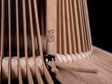 Creative Interesting Wood Cap