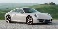 Porsche 911 50 Years Edition Has Been Revealed Before Official Debut at September'S Show