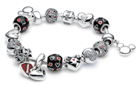 Pandora Launches A Line of Charms Featuring Iconic Disney Characters